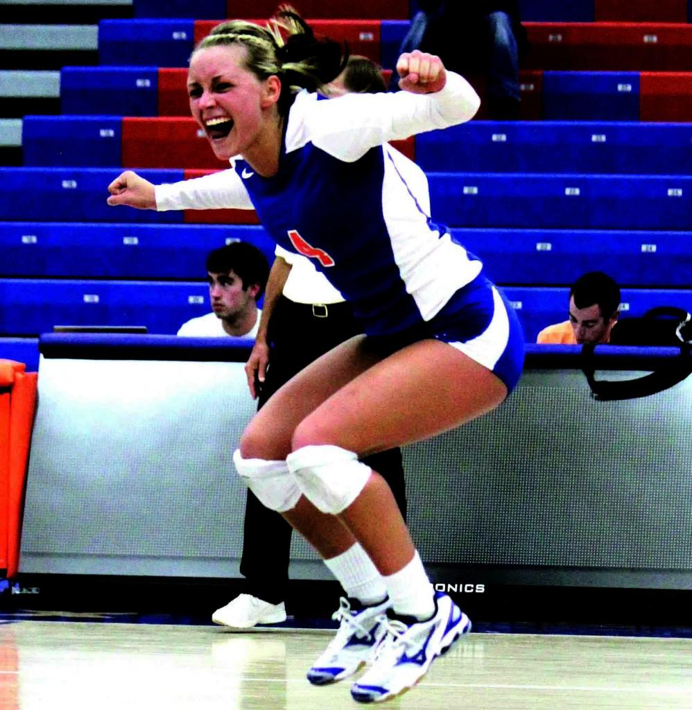 Pioneer Point Platteville Apartments Home: Exponent : Seniors Look Back On Time On Pioneer Volleyball
