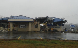 Culver's burns down, cause unknown