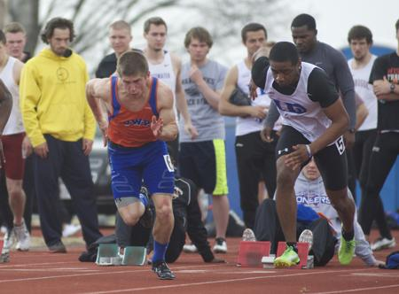 Track competes with best in nation