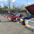 At the Automotive Enthusiasts Club's spring car show, 38 vehicles filled the Country Kitchen parking lot. AEC members worked on their vehicles throughout the semester in preparation of showcasing their hard work at the event. Members raised $195 total, which will help fund their club.