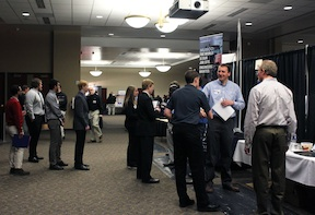 Career Fair hosts nearly 300 employers