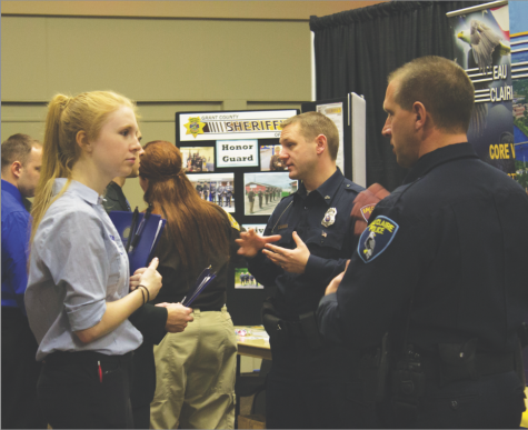 Web Exclusive: Criminal Justice Career Fair