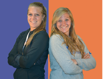 Softball season strengthens relationship for Rote sisters