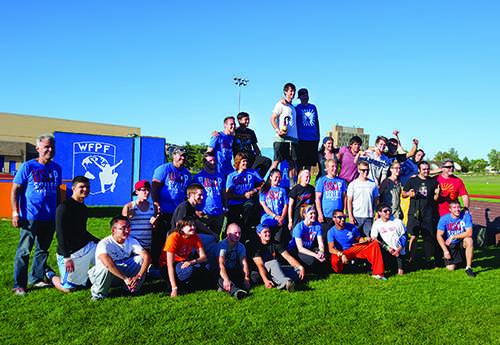 UW-Platteville hosts world's first collegiate parkour competition