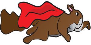 Mascot moves to Super Squirrel (Antagonist)