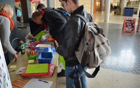 Survival kits spark new semester