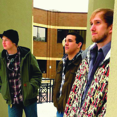 """The Start Up members Bret Bender, bass player, Matthew Aguilar, drummer, and Lindsey Deibner, lead vocalist and guitarist released their song """"Aspirations"""" a few weeks ago.  Aguilar has worked on the original song, """"Aspirations"""" during his participation in three other bands prior to The Start Up."""