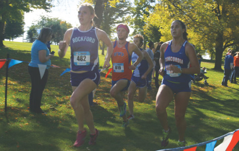 Cross country teams fight sexism with Gender Equity Invite