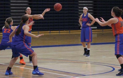 After a 5-20 season in 2012-13, the Pioneer women's basketball team has focused some of their efforts on improving team chemistry.