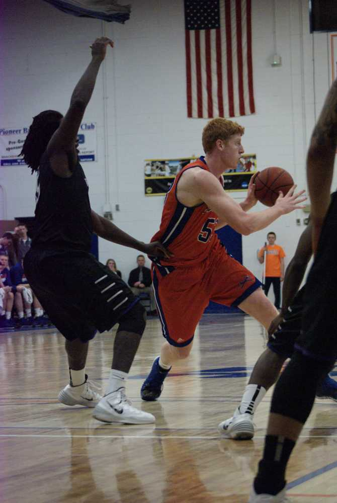 Pioneers lose at home to tenth ranked Whitewater