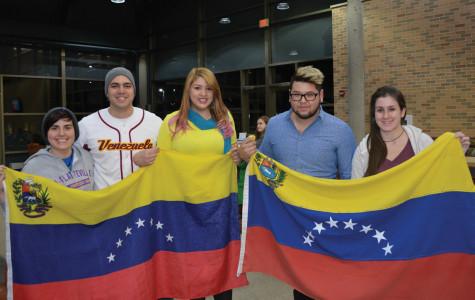 Vigil for Venezuela
