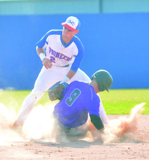 Pioneers drop 2, much to build on