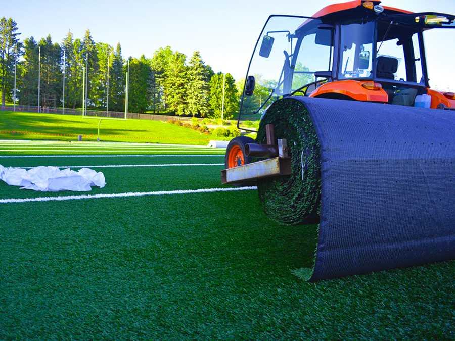 Platteville Football Field