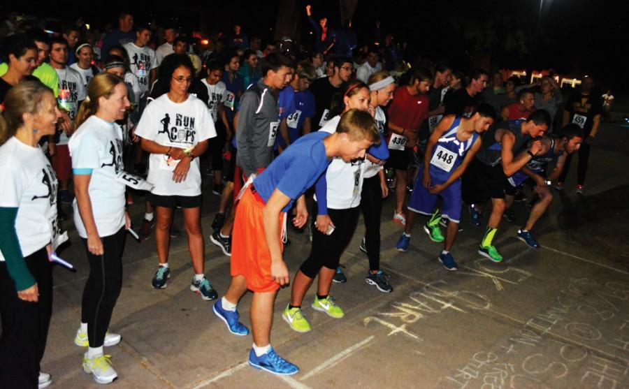 Run with the Cops Event