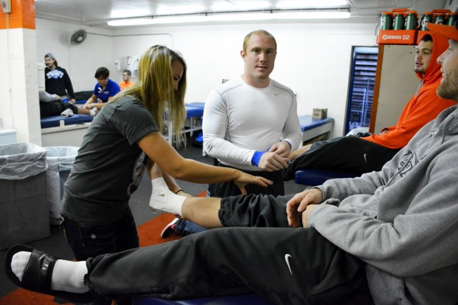 Student Athletic Trainer