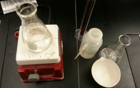University develops new major for college of EMS: Chemical Synthesis