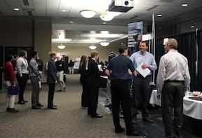 Career Fair hosts nearly 300 employers