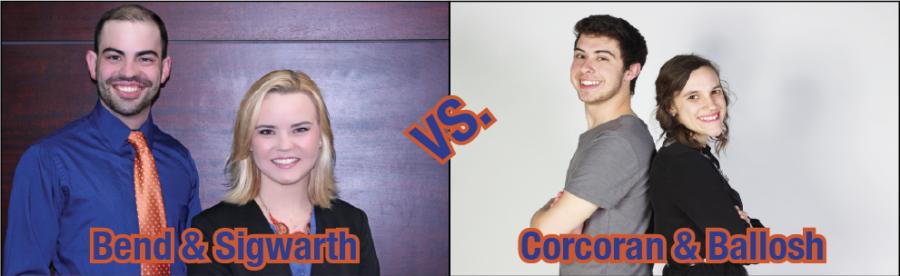 Bend & Sigwarth vs. Corcoran & Ballosch