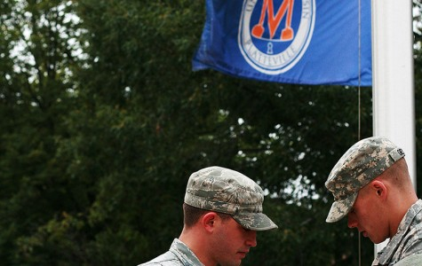 Wright Center promotes military friendly campus