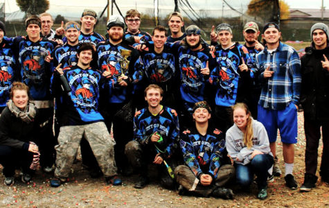 Defending paintball champions look to repeat