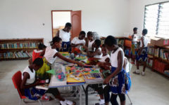 Engineers break borders: students establish school in Ghana