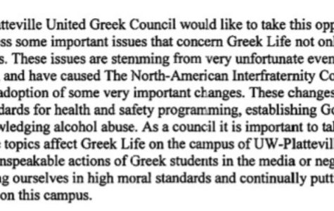 Greek life addresses hazing on campuses