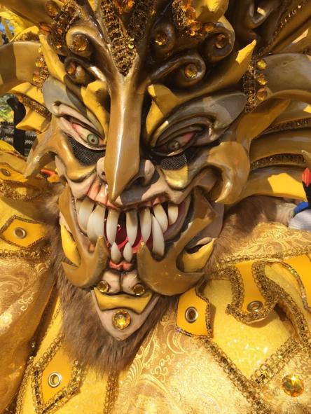Study Abroad: El Carnaval experience