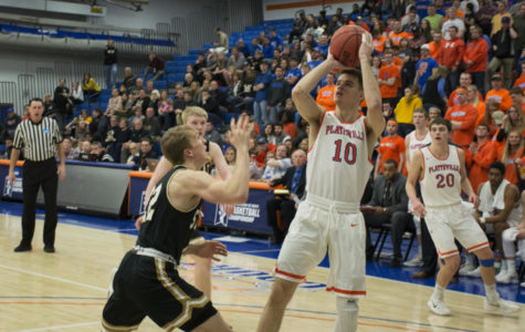 Men's basketball advances to Sweet Sixteen