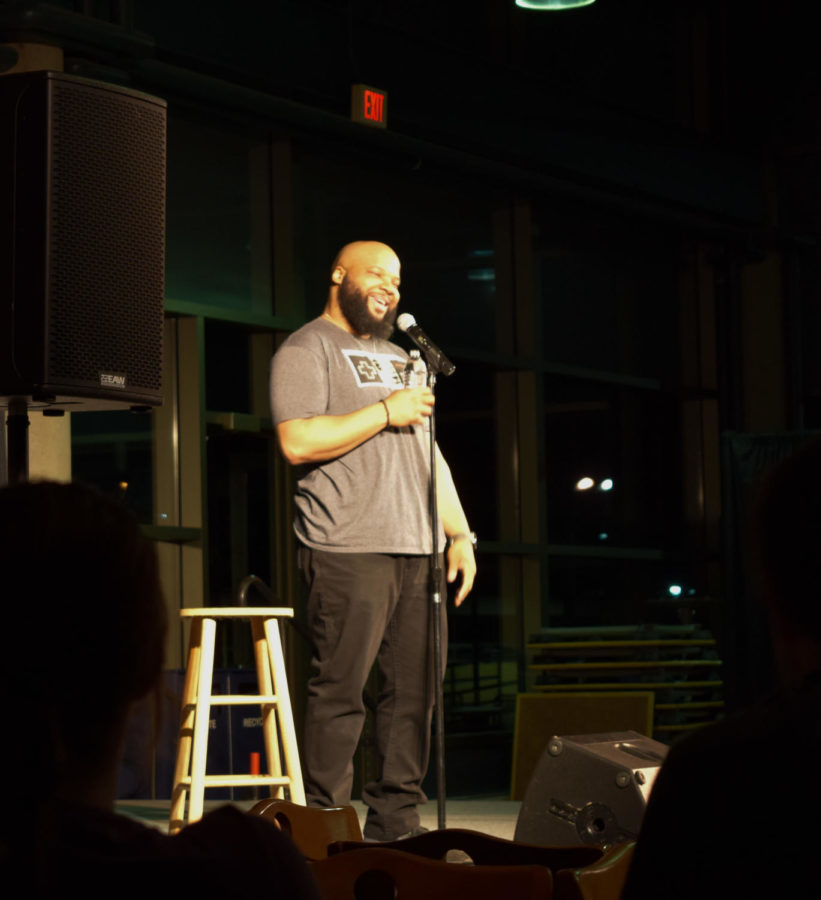 Stand-Up Saturday: Mike Paramore