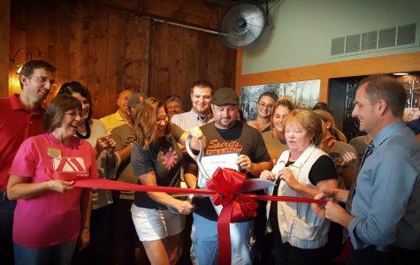 Coffeehouse hosts opening celebration