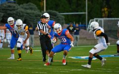 Pioneers dominate first home game of the season