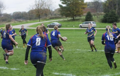 Women's rugby fall against Michigan Tech