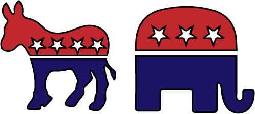 Candidates visit