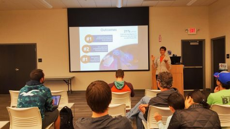 Active Learning classroom brings Virtual Reality to campus