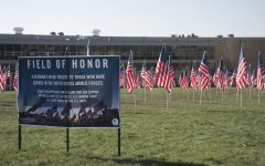 Pioneers honor military students and alumni