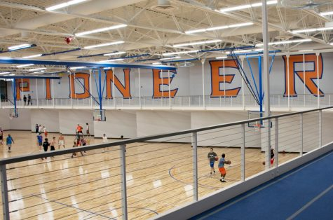 Pioneer Athletic Center received renovations