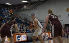 Pioneers suffer a 66-75 loss to the Eagles