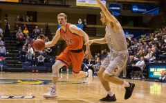Pioneers suffer an overtime loss to Crusaders