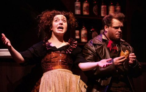 """""""Sweeney Todd"""" sliced up the Brodbeck Concert Hall"""