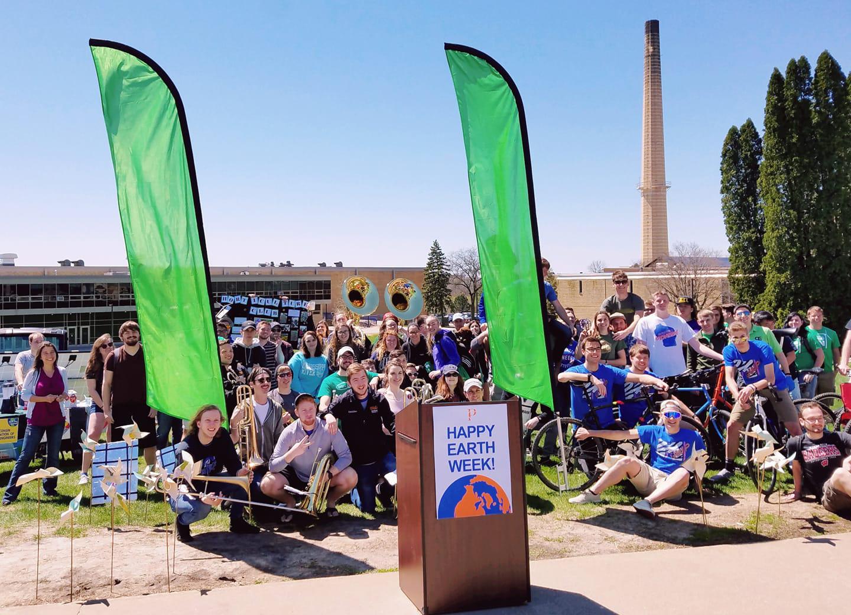 UW-Platteville Sustainability photo