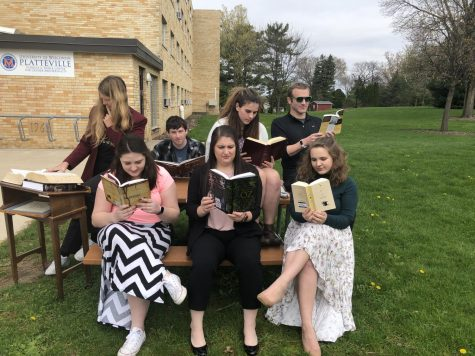 "Platteville joins national read of ""I Am Jazz"""