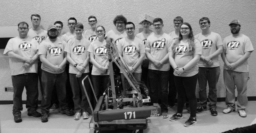 Platteville's FRC Team