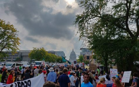 Global climate strike calls for change