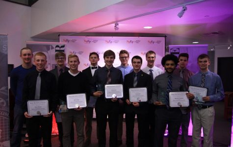 Sigma Phi Epsilon hosts awards ceremony