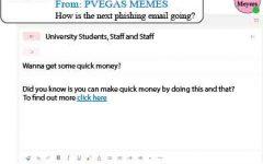 BREAKING NEWS: Phishing caused by Deb Meyer