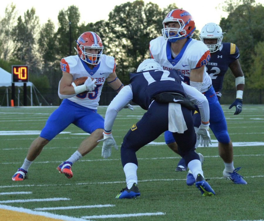 Platteville Pioneers conquer the Muskies