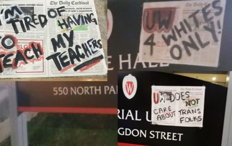 UW-Madison minority students speak out