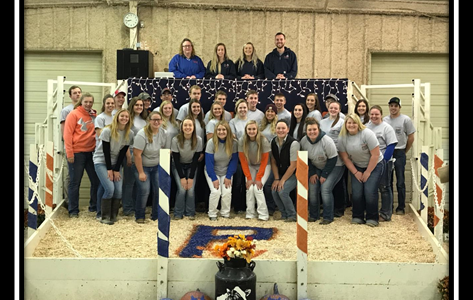 Dairy club hosts annual Pioneer Dairy Classic
