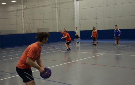 Pioneer Dodgeball Tournament