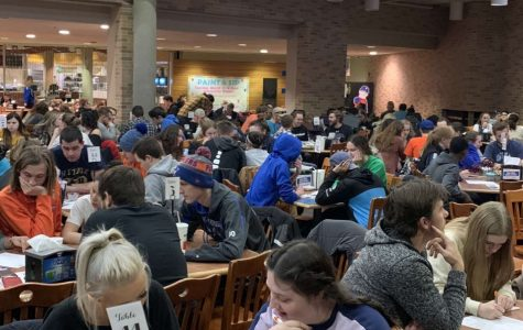 Campus Programming and Relations Trivia Night